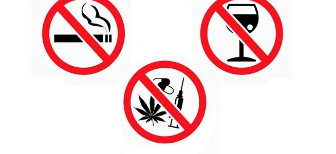 Conozca la política de prevención de consumo de sustancias