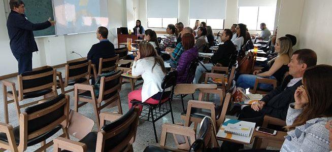 CFC&A adelanta taller de redacción con periodistas de Manizales