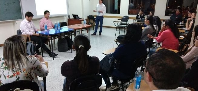 U. Luis Amigó invitó a CFC a hablar de responsabilidad social