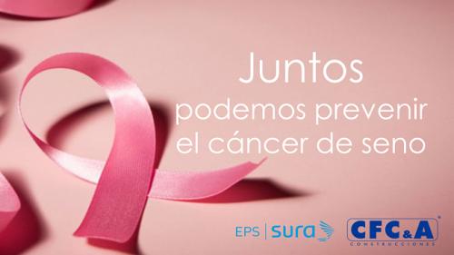 Todos contra el cáncer de seno