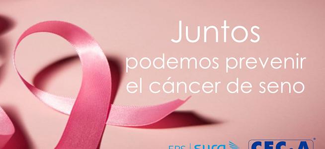 CFC&A y Sura contra el cáncer de seno
