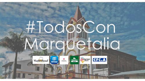 #TodosConMarquetalia