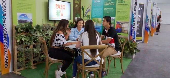 Vivienda Viva participa en la Feria de la Industria y la Construcción 2018