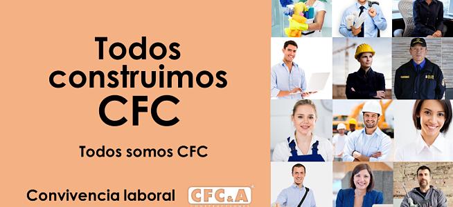 Convivencia laboral: Todos construimos CFC