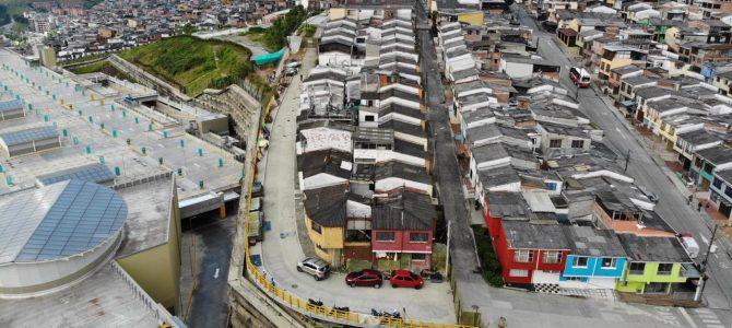 CFC&A Ingeniería avanza en reconstrucción de casas en La Carola