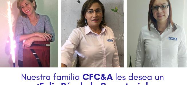 Secretarias CFC, la primera cara de nuestra empresa