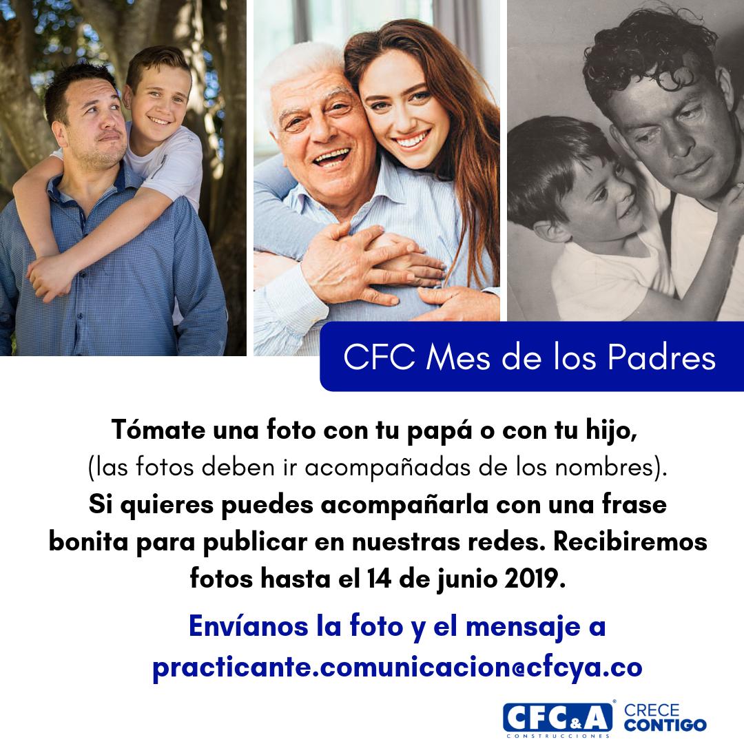Foto papá CFC