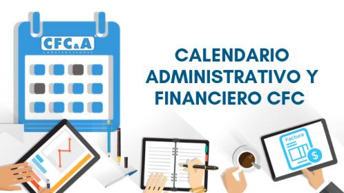 Calendario CFC
