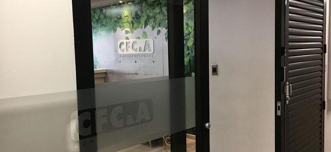 Oficina CFC Manizales se traslada de piso