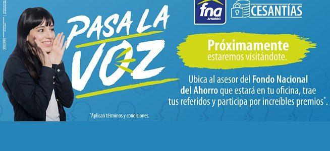 Fondo Nacional del Ahorro estará este miércoles en CFC Manizales