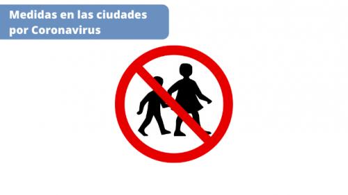 Restricciones en ciudades