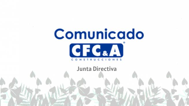 Comunicado 01-2020 – Junta Directiva CFC: Medidas salariales