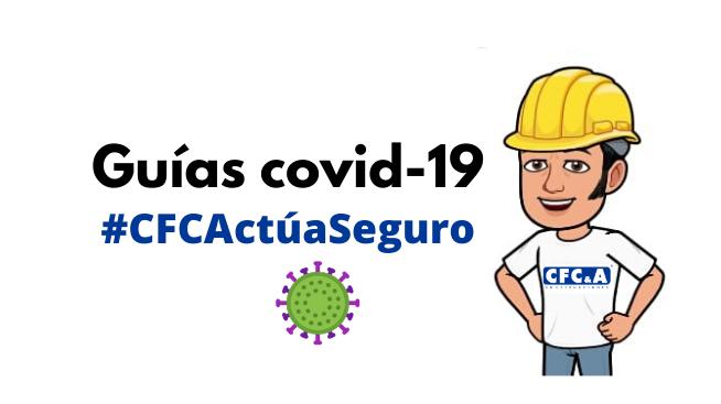 Guía CFC covid 19: Conoce los conceptos básicos
