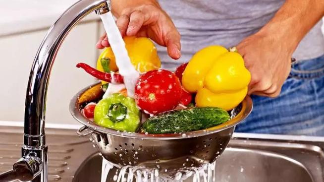 ¿Como desinfectar los alimentos?