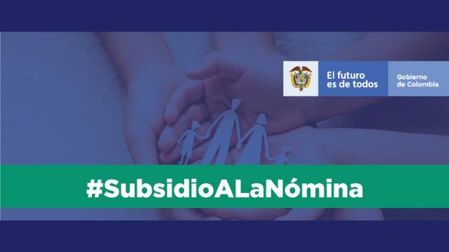 Sobre el mensaje a correos personales de #SubsidioALaNómina