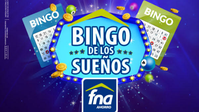 Participa en el bingo del Fondo Nacional del Ahorro