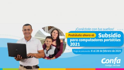 Subsidio Confa
