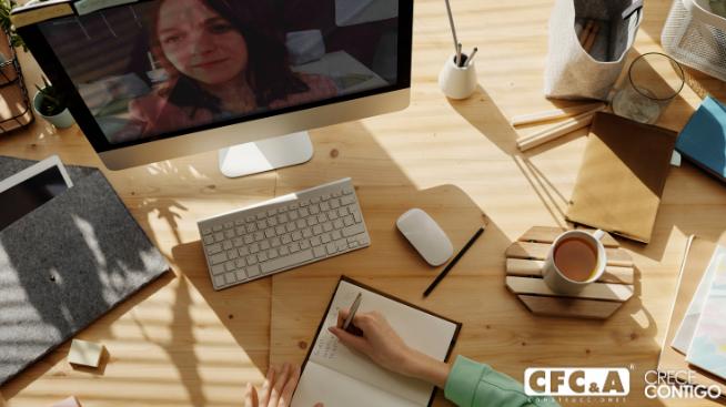 Cuéntanos tu experiencia con el trabajo en casa