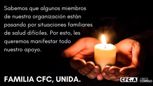 Familia CFC, unida