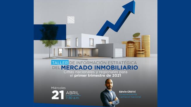 Inscríbete en el taller sobre información del mercado inmobiliario