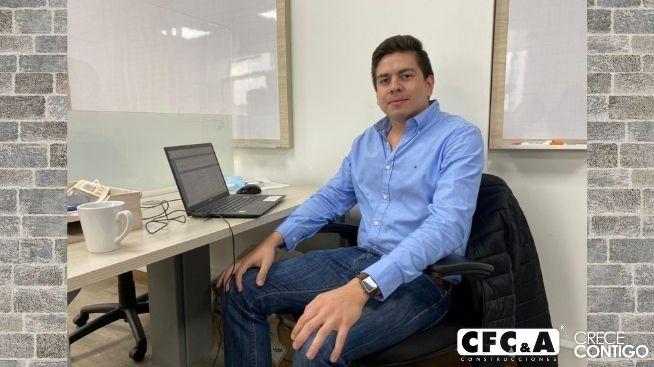 Santiago Montoya asume los proyectos de CFC Bogotá