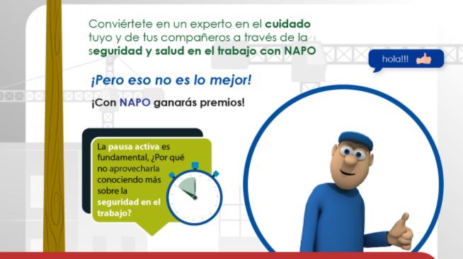Video 2 Napo: El camino hacia la seguridad