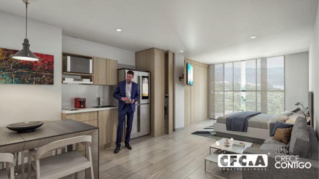 Estamos felices: comenzaremos la construcción de Capitalia Apartamentos
